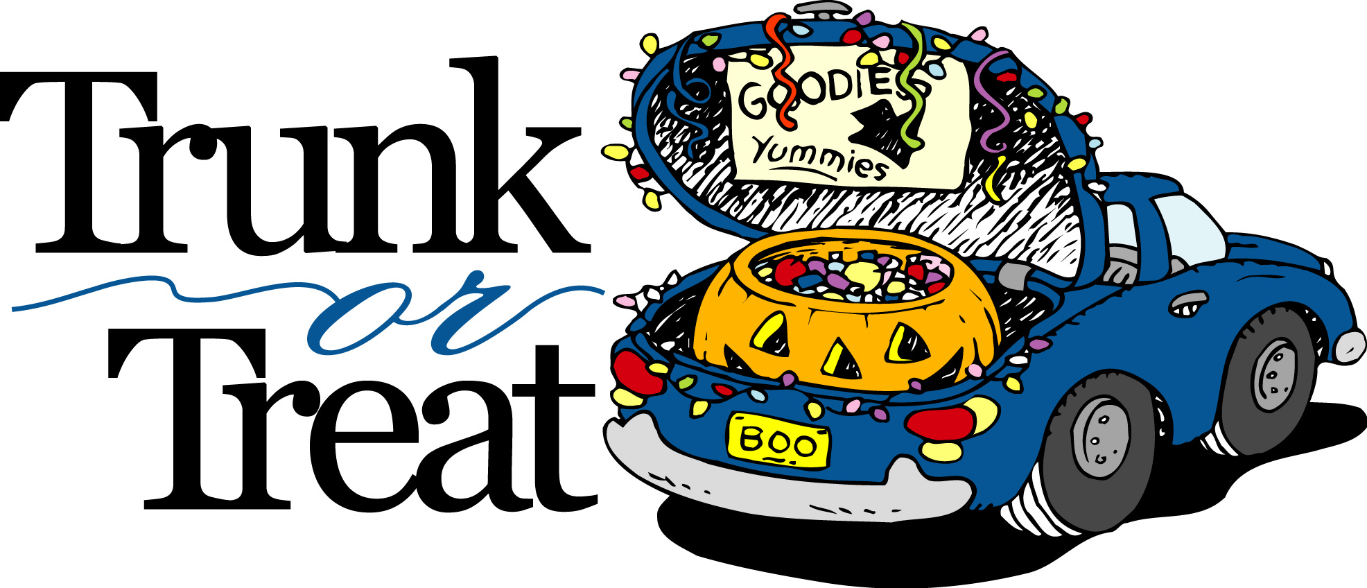 Join Us for Trunk or Treat – 10/24
